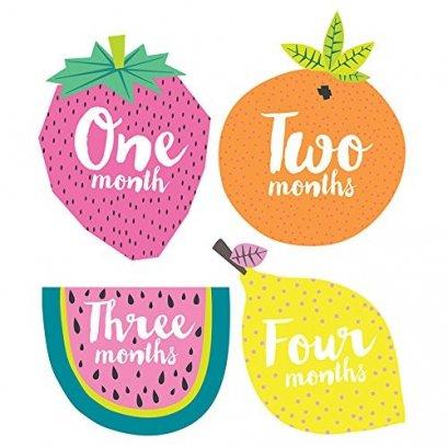 3d lenticular Fruit sticker for lovely kids