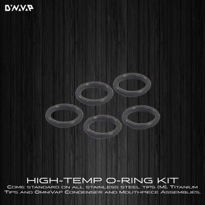 DYNAVAP HIGH-TEMP O-RING KIT