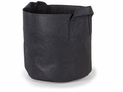 แพ็ค 3! ถุงปลูกต้นไม้แบบผ้า ขนาด 3แกลลอน สูง 20ซม Smart Grow Bag 3-Gallon - Fabric Pot