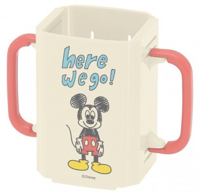 ที่จับกล่องนม หูจับกล่องนม Mickey Mouse