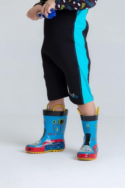 รองเท้าบู๊ตลายโทมัส