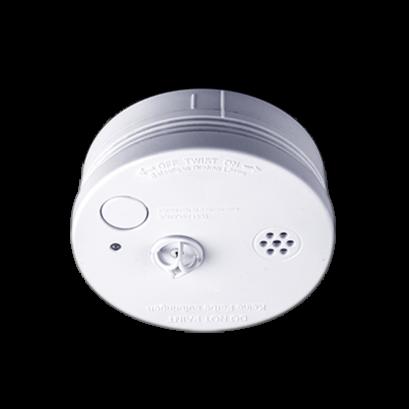 Wireless Inter-Connect Heat Alarm