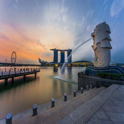 Explore Singapore ซิตี้ทัวร์ครึ่งวันในสิงคโปร์