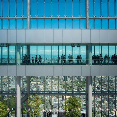 บัตรเข้าชมจุดชมวิวฮารุกัส 300 ตึกระฟ้าที่สูงที่สุดในญี่ปุ่น (Harukas 300 Observatory)