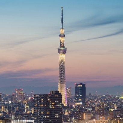 บัตรเข้าชมโตเกียวสกายทรี (Tokyo Skytree Observation Deck)