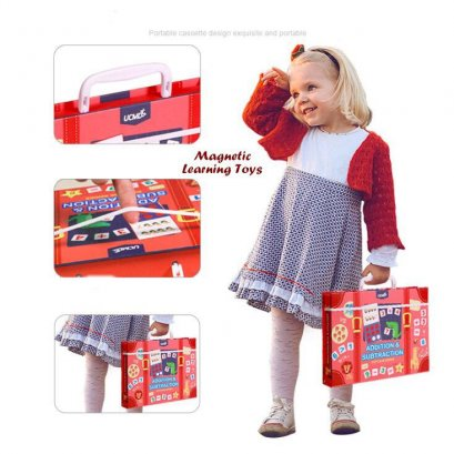 Magnetic Learning Toys