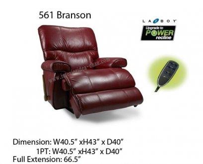 LA-Z-BOY  561 Branson หนัง EM
