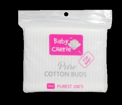 Mini cotton bud 200 pcs