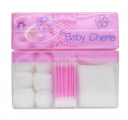 Cotton Bud Set 3 in 1