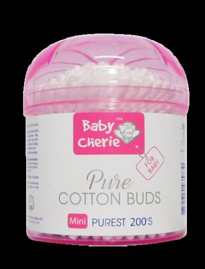 Mini Cotton Bud Shell Can