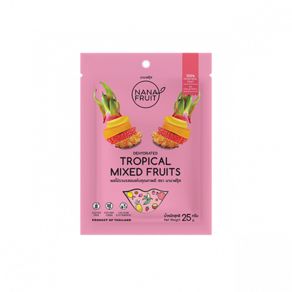 Dehydrated Mixed Fruits