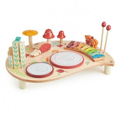 Musical Table โต๊ะดนตรีซิมโฟนีแห่งป่าสำหรับหนูน้อยนักดนตรี