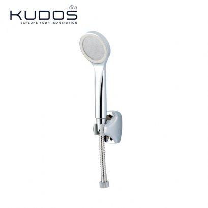 ชุดฝักบัวสายอ่อนมีวาล์ว แบรนด์ KUDOS