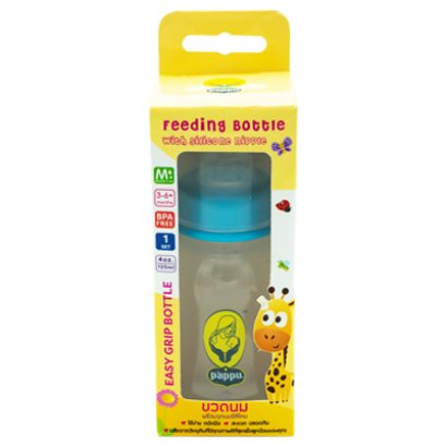 4 Oz Easy Grip bottle