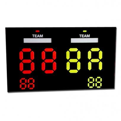 ป้าย Scoreboard คะแนน เอนกประสงค์ สำหรับบอกคะแนนการแข่งขันกีฬาต่างๆ
