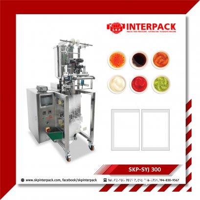 Liquid/Paste Packaging machine