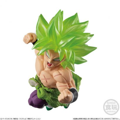 DRAGONBALL ADVERGE MOTION 2 - SS Broly Full Power