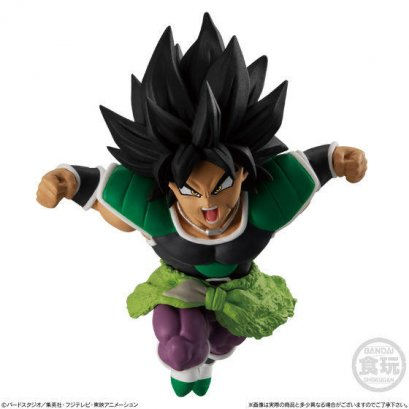 DRAGONBALL ADVERGE MOTION 3 : Broly (anger)