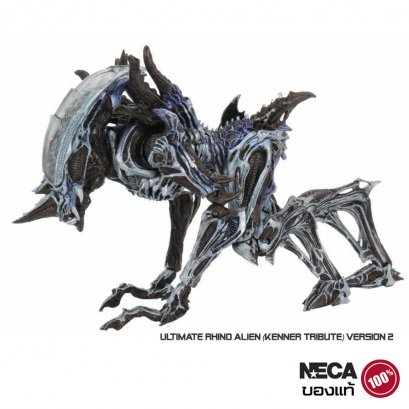 NECA Ultimate Rhino Alien (Kenner Tribute) Version 2