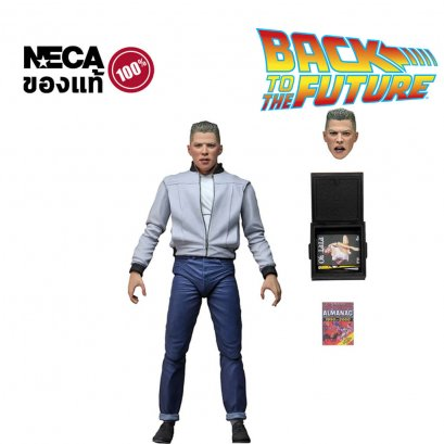 Back to the Future Part 7″ Scale Action Figure – Ultimate Biff
