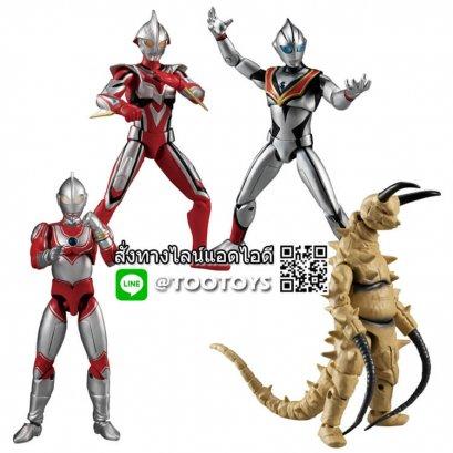 Chodo Ultraman Vol.8 Action Figure โมเดลอุลตร้าแมนโชโด