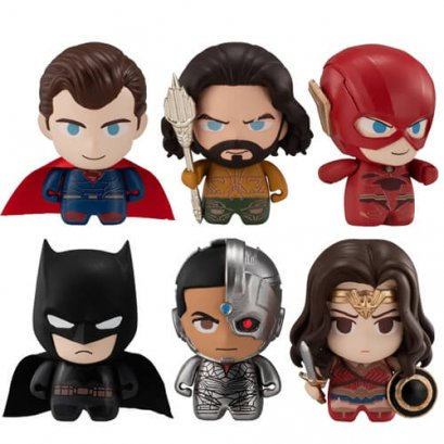 COLLECHARA! JUSTICE LEAGUE