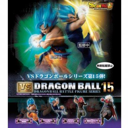 กาชาปองดรากอนบอล DB VS ชุดที่ 15 [Dragonball Battle Figure Series 15]