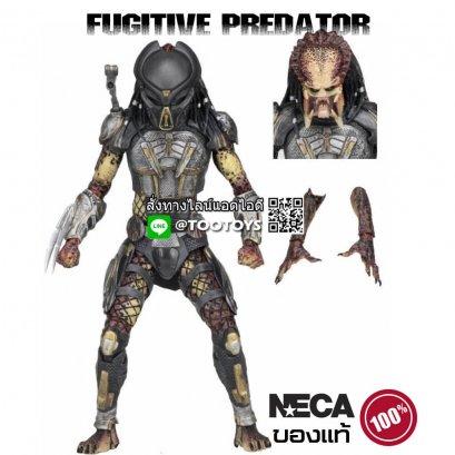NECA Ultimate Fugitive Predator [re-product] โมเดลพรีเดเตอร์เนก้าของแท้