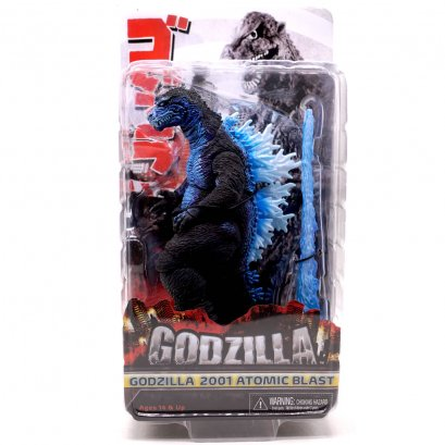 Godzilla 2001 atomic blast  โมเดลก็อตซิลล่า รุ่น ปี 2001 พ่นไฟ
