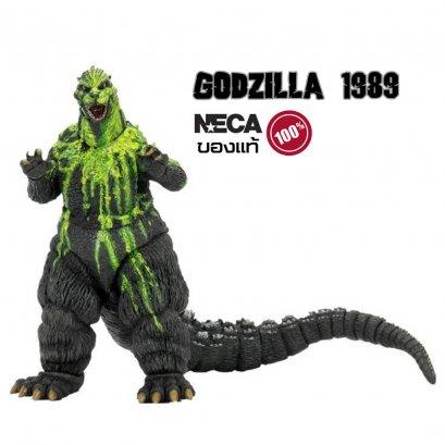 โมเดลก็อตซิลล่า 1989 ของแท้ NECA Godzilla 1989 Biollante Bile New Color