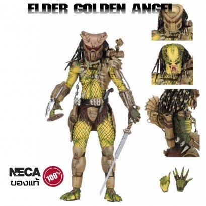 NECA Ultimate Elder Golden Angel Predator [re-product]