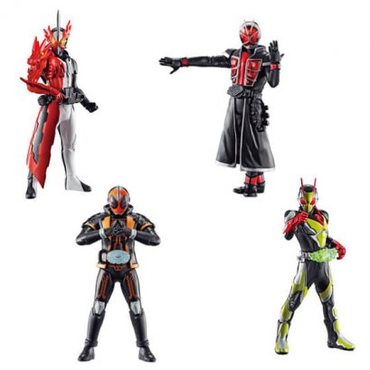 HG KAMEN RIDER NEW EDITION VOL.03