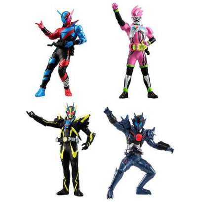 HG KAMEN RIDER NEW EDITION VOL.02