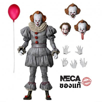 NECA IT: CHAPTER 2 (2019) 7″ Scale Action Figure – Ultimate Pennywise