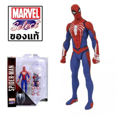 Marvel Select Spiderman PS4 Version