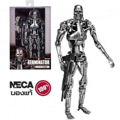 NECA Terminator Skeleton T800 Reprint 7-inch Action Figure