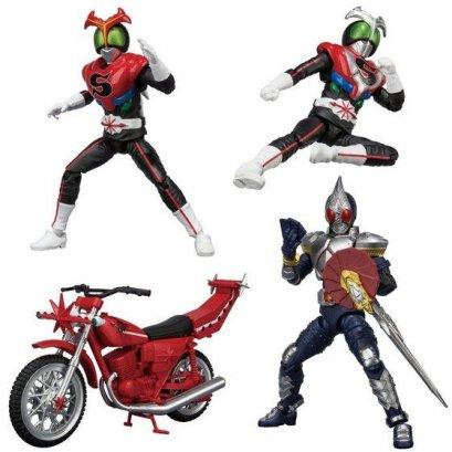 SHODO-X Kamen Rider 8 - โชโดเอ็กซ์ ไรเดอร์ชุดที่ 8