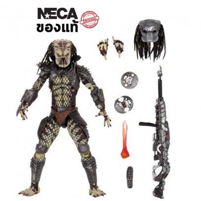 Predator 2 Ultimate Scout Predator Figure โมเดลพรีเดเตอร์เนก้าของแท้
