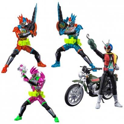 SHODO-X Kamen Rider 11 - โชโดเอ็กซ์ ไรเดอร์ชุดที่ 11