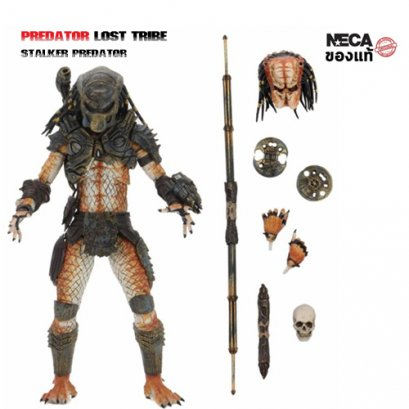 Predator 2 Ultimate Stalker Predator Figure โมเดลพรีเดเตอร์เนก้าของแท้