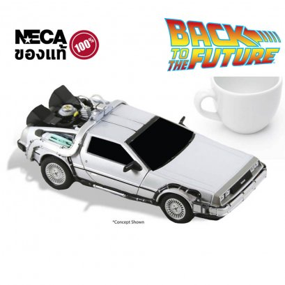 "Back To The Future Vehicles - 6"" Diecast Time Machine"