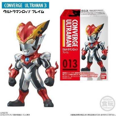 โมเดล converge ultraman vol.3 - Ultraman Rosso Flame (แยกขายเป็นตัว)