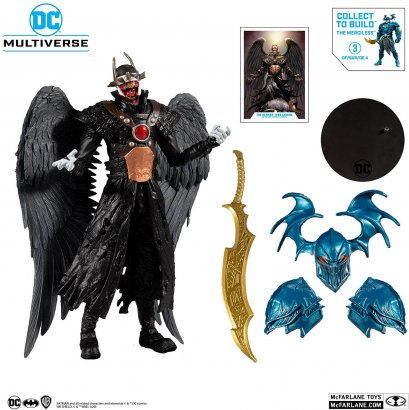 McFarlane Toys - DC Multiverse - Dark Night Metal: Batman Who Laughs with Sky Tyrant Wings
