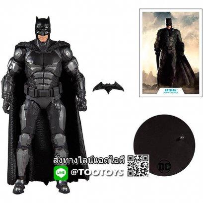McFarlane DC Justice League Batman Action Figure