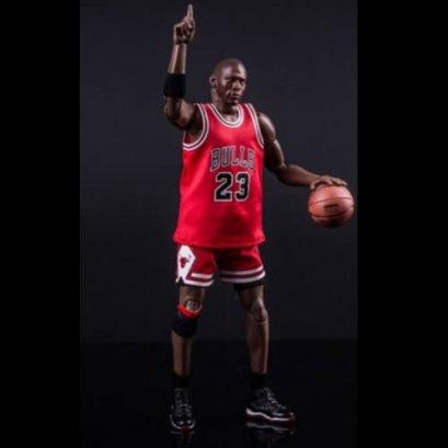 โมเดลนักบาส NBA ไมเคิล จอร์แดน 1:9 Scale Collectible Figure