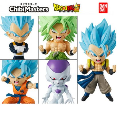 Dragon Ball Chibi Masters Set 5 ตัว
