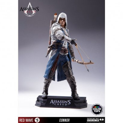 """Color Tops 7"""" Assassin Creed Connor figure"""