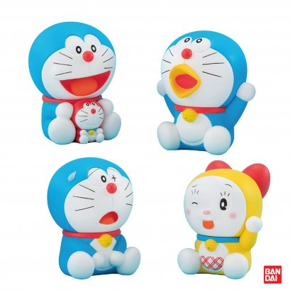 DORAEMON SOFVI COLLECTION 4 ครบชุด