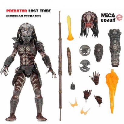 Predator 2 Ultimate Guardian Predator Figure โมเดลพรีเดเตอร์เนก้าของแท้
