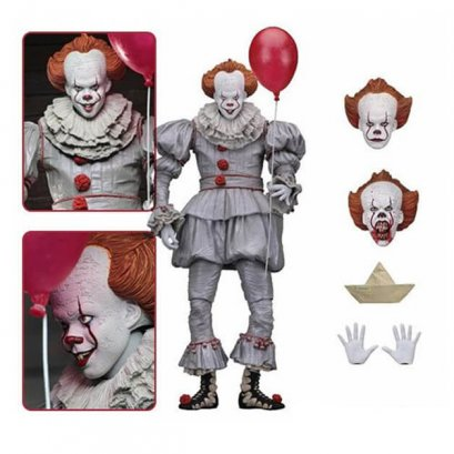 """IT 7"""" Figures - Ultimate Pennywise (2017 Movie)"""